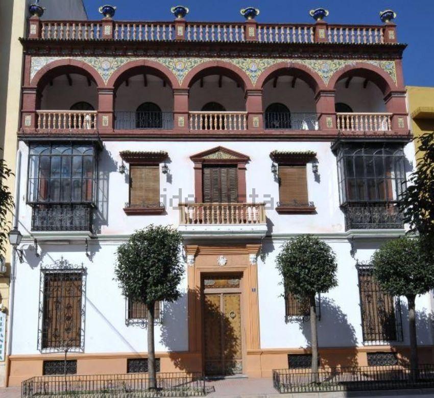 Palacio en calle Carrera, 1, Villanueva del Arzobispo