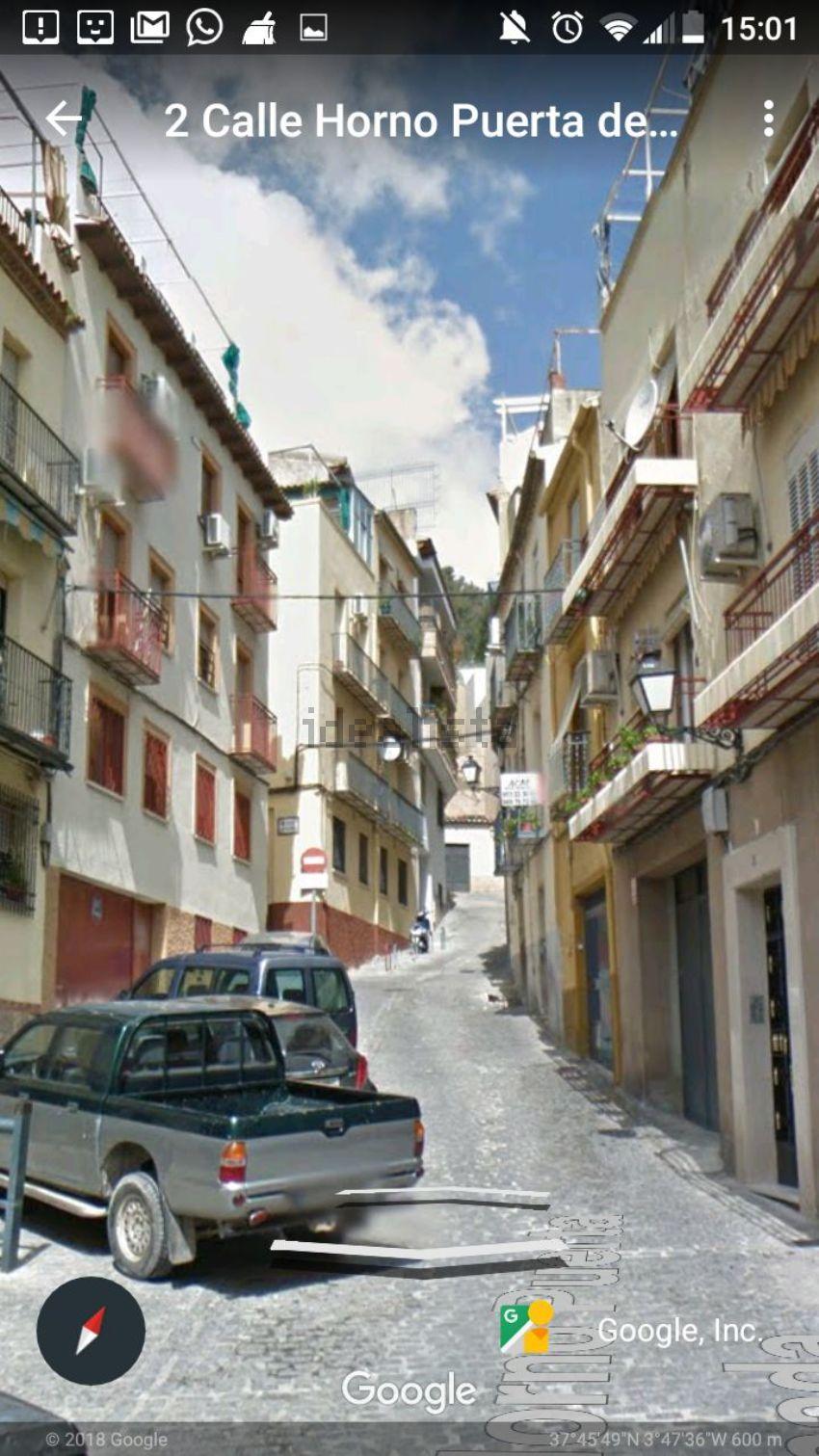 Piso en calle Horno Puerta de Granada, 3, San Felipe - El Almendral - La Merced,