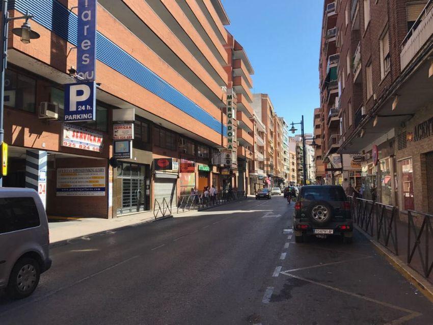 Piso en calle Cerrillo de San Roque, Casco Antiguo, Talavera de la Reina