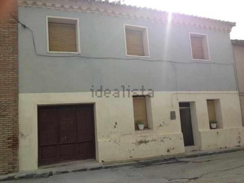 Casa de pueblo en calle San Roque, 24, Monegrillo