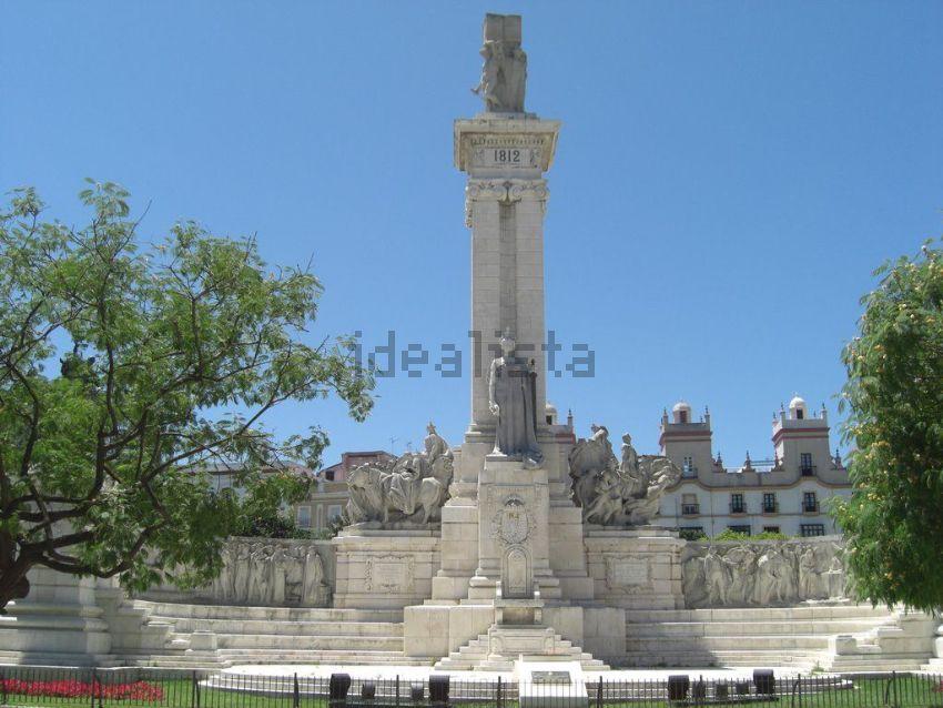 Piso en plaza España, Centro Histórico - Plaza España, Cádiz