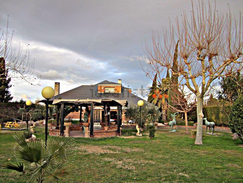Casa o chalet independiente en camino de la Olmera, Casetas - Garrapinillos - Mo