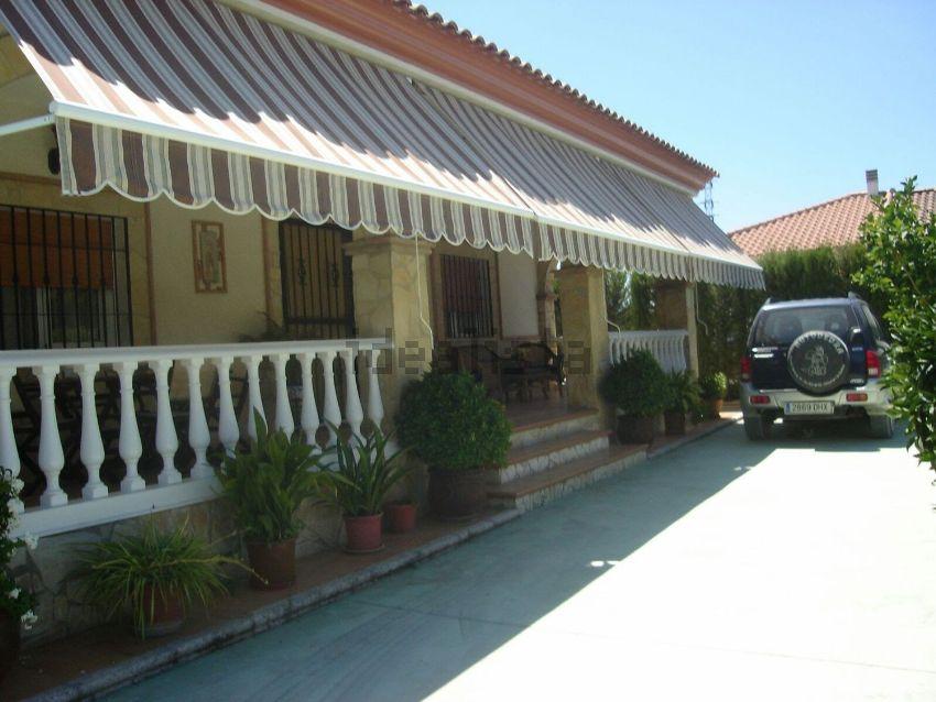 Casa o chalet independiente en camino de la rambla capellania, s n, Montemayor