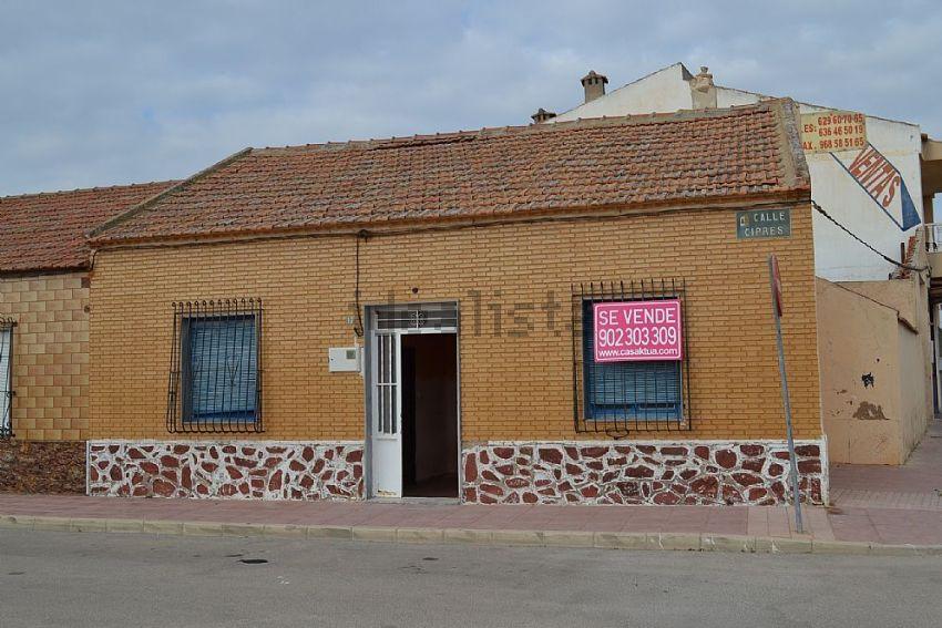Chalet en calle ciprés, 17, Torre-Pacheco