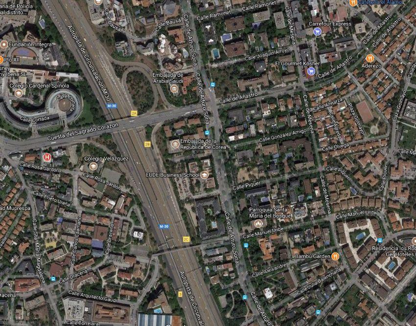 Piso en calle de arturo soria, Atalaya, Madrid