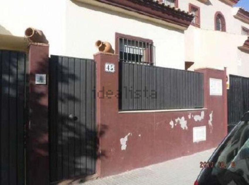 Chalet adosado en calle murillo, Burguillos
