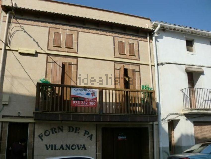 Casa rústica en plaza catalunya, Vilanova de Segriá
