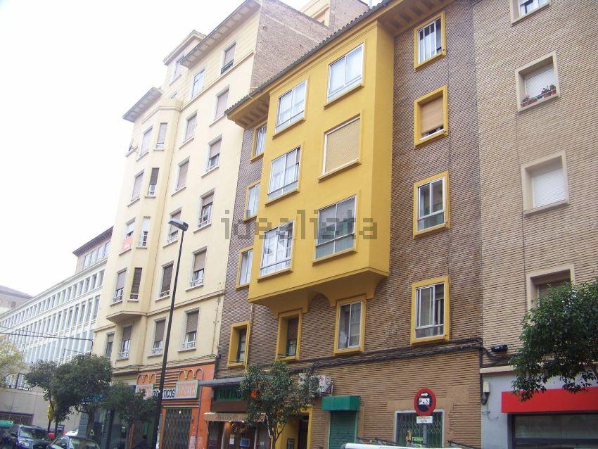 Piso en calle Cortes de Aragón, Universidad San Francisco, Zaragoza