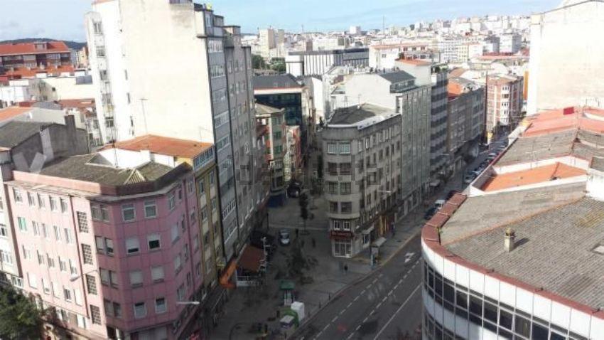 Ático en avenida de Oza, Cuatro Caminos - Plaza de la Cubela, A Coruña