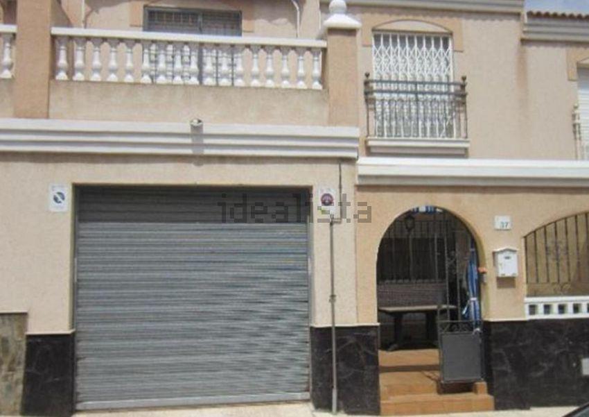 Chalet adosado en calle Zabaleta, 37, La Gangosa, Vícar