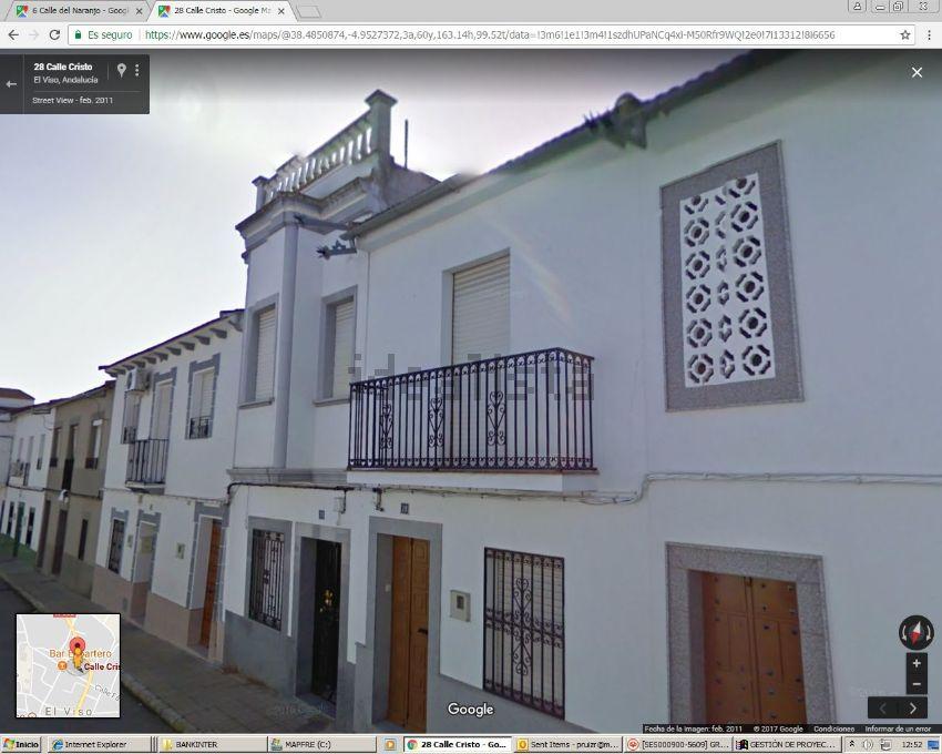 Casa de pueblo en calle Cristo, 30, El Viso