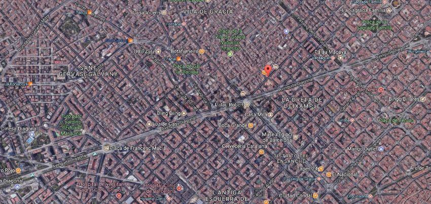 Piso en calle de Còrsega, La Dreta de l Eixample, Barcelona