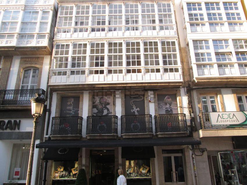 Piso en calle Riego de Agua, 12, Ciudad Vieja - Centro, A Coruña