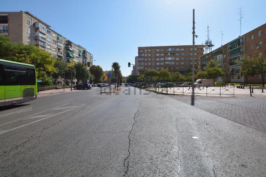 Piso en calle Polvoranca, Casco Antiguo, Alcorcón