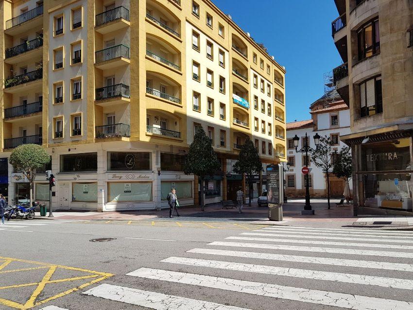 Piso en calle Pedro Antonio Menéndez, Parque San Francisco-Uría, Oviedo