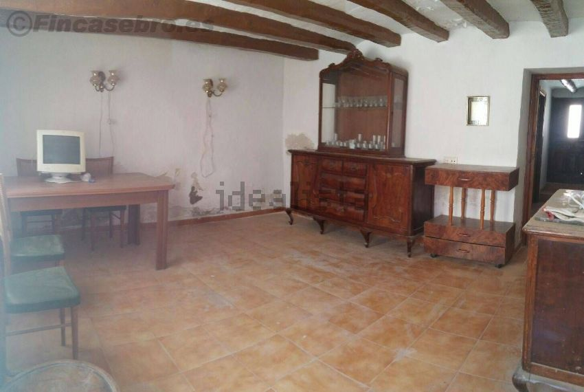 Chalet adosado en Cabañas de Ebro