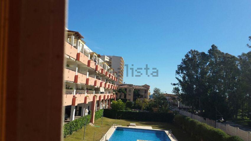 Piso en calle Hotel Pontinental, 20, Playamar - Benyamina, Torremolinos