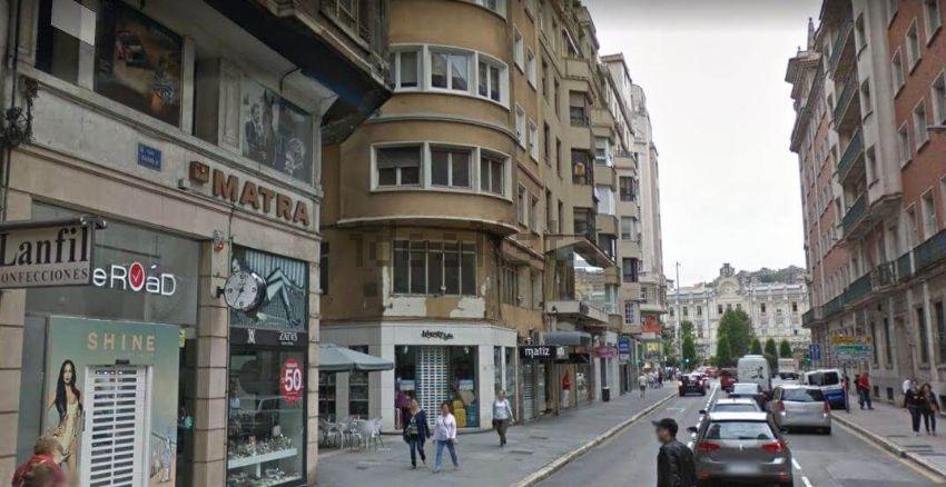 Piso en calle Isabel II, 14, Centro - Ayuntamiento, Santander