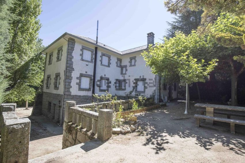 Casa o chalet independiente en venta en calle Hachas, 6, Cercedilla