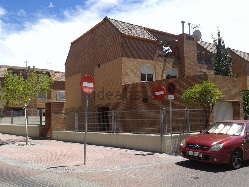 Casa o chalet independiente en calle Isaac Peral, La Garena, Alcalá de Henares