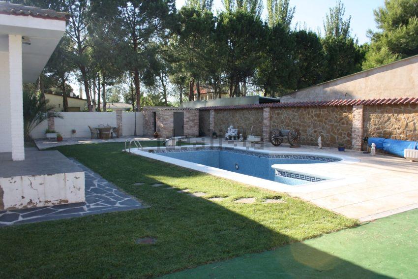 Casa o chalet independiente en Alonso Sanchez Coello, El Burgo de Ebro