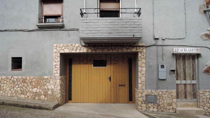 Casa de pueblo en calle Zaragoza, 2, Nonaspe