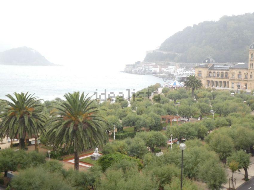 Piso en Área Romántica, Donostia-San Sebastián