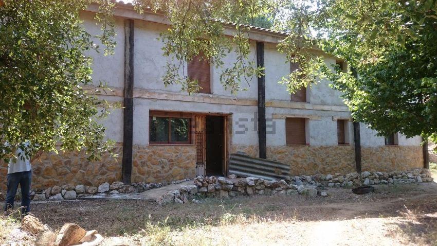 Finca rústica en calle Jaen, s n, San Felipe - El Almendral - La Merced, Jaén