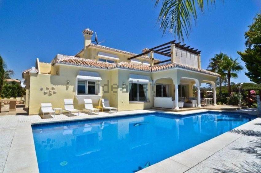 Casa o chalet independiente en Marbesa playa, Marbesa, Marbella