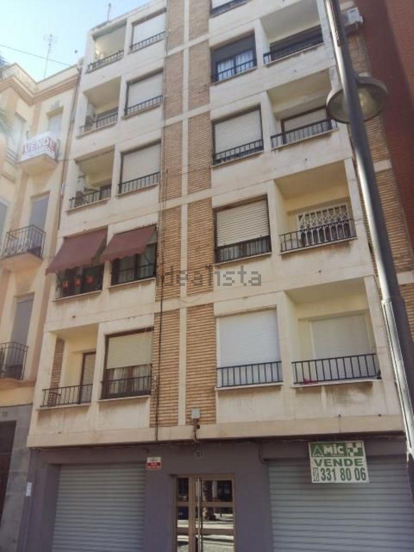 Piso en calle de dalt de la mar, Natzaret, València