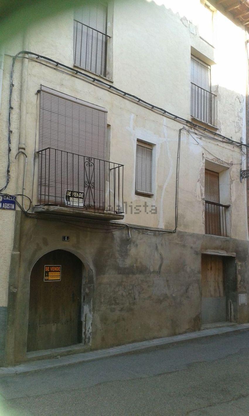 Casa de pueblo en calle Ribagorza, 1, Benabarre