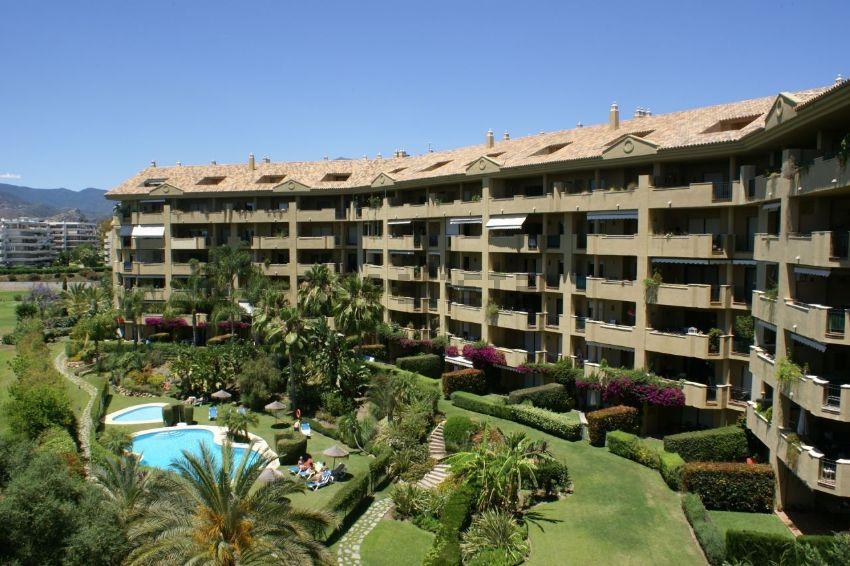 Piso en Guadalmina Alta, Guadalcántara Golf, s n, Guadalmina Alta, Marbella