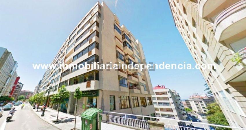 Piso en avenida Camelias, Pz Independencia, Vigo