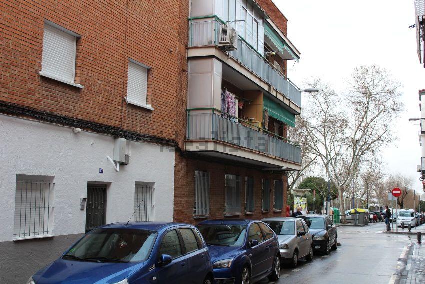 Piso en calle San José, La Fortuna, Leganés