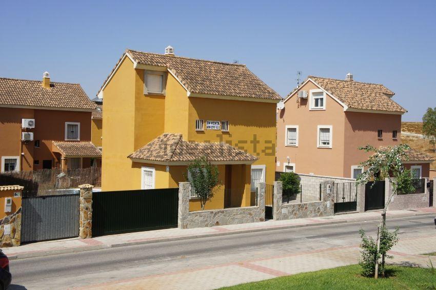 Casa o chalet independiente en calle Concejal A. Jimenez, Oromana, Alcalá de Gua