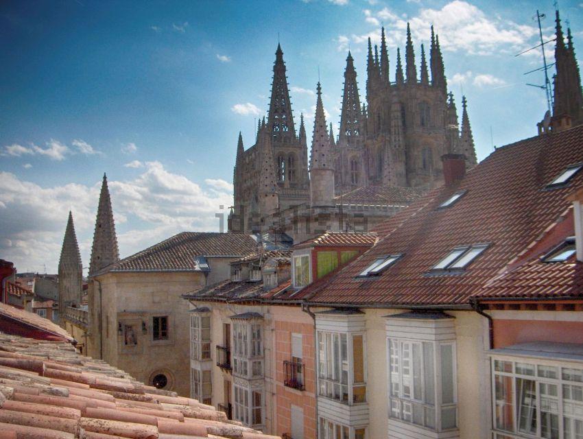 Piso en calle Sombrerería, 9, Casco Antiguo, Burgos