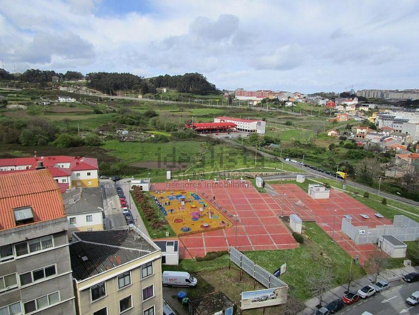 Piso en ronda outeiro, s n, Riazor - Los Rosales, A Coruña
