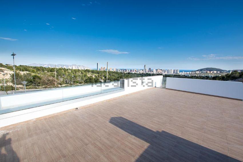 Ático en Balcón de Finestrat-Terra Marina, Finestrat