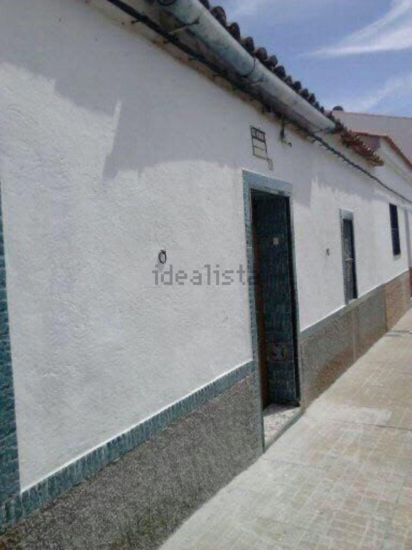 Chalet adosado en calle Doctor Porras, 15, Santa Olalla del Cala
