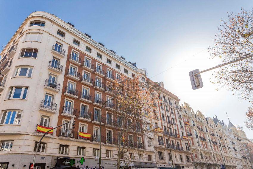 Piso en calle de Velázquez, Recoletos, Madrid