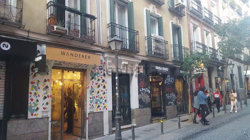 Estudio en calle Velarde, 6, Malasaña-Universidad, Madrid