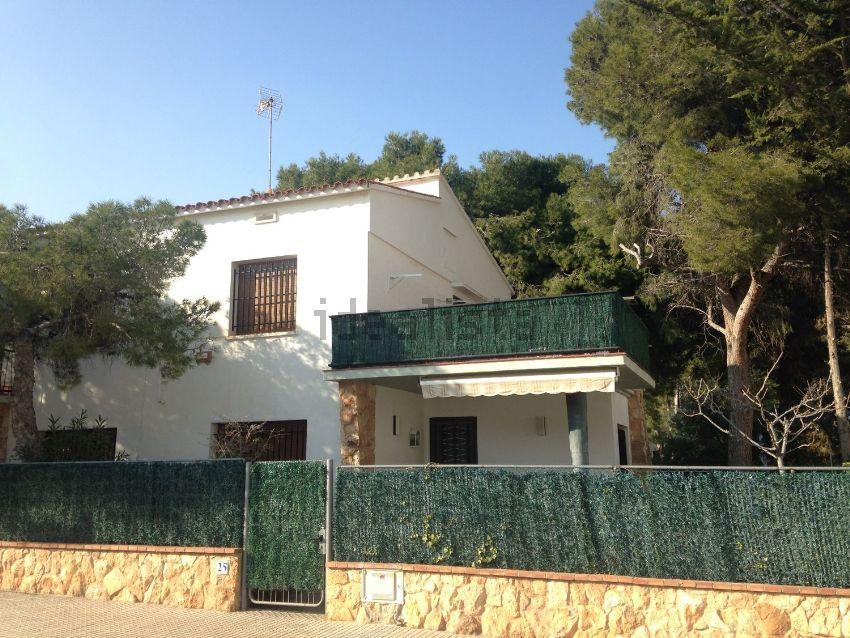 Torre en calle dels Pàndols, 25, Els Munts, Torredembarra