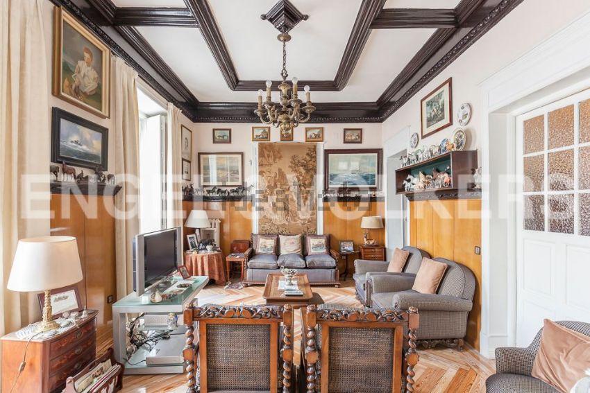 venta estudio en palacio madrid
