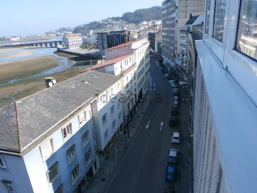 Piso en avenida Ferrol, Viveiro