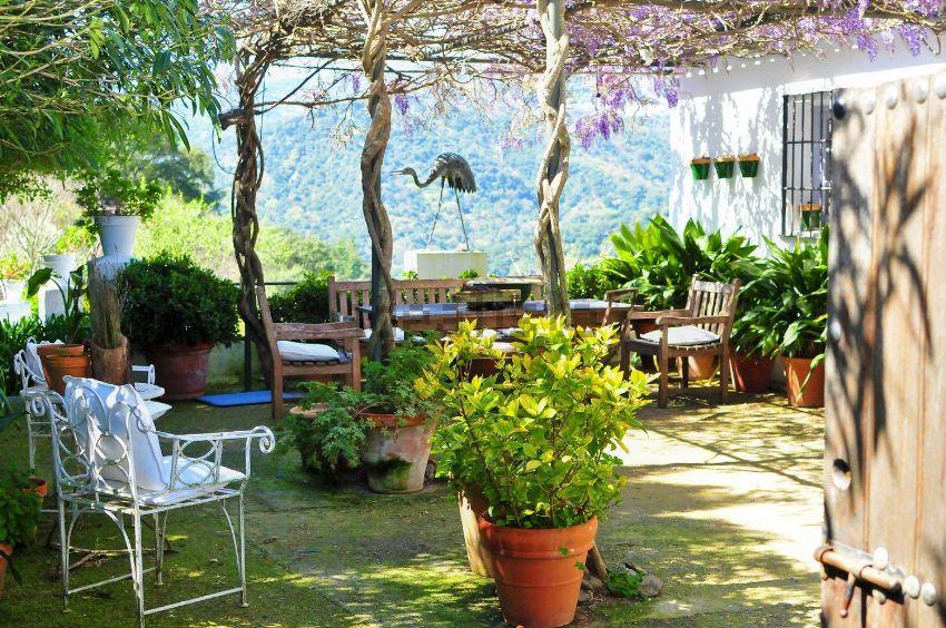 Casa rural en Arrabal Carretera Genalguacil, Altos de Estepona, Estepona