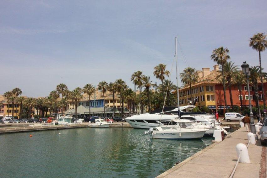 Estudio en Puerto de Sotogrande-La Marina, Sotogrande