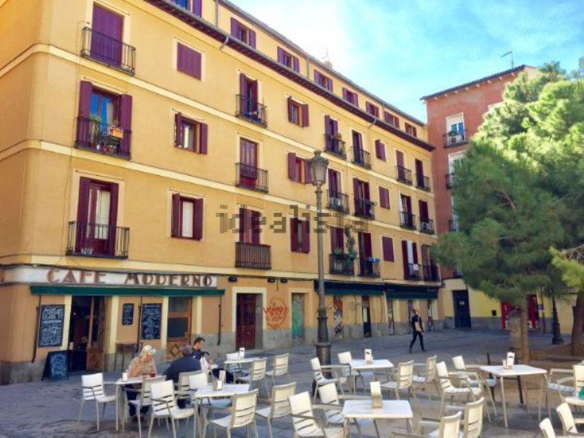 Estudio en plaza de las comendadoras, Malasaña-Universidad, Madrid