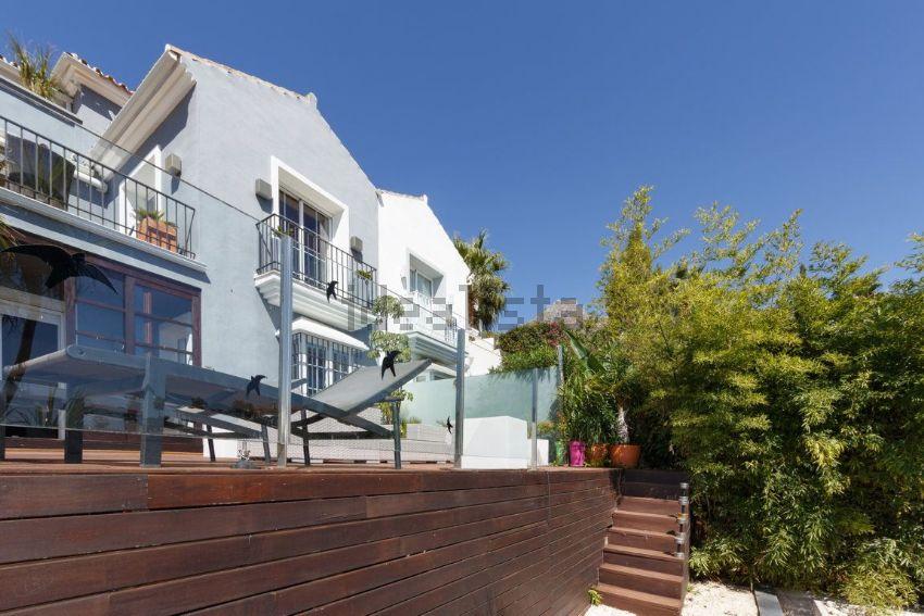 Chalet pareado en Nagüeles, Marbella