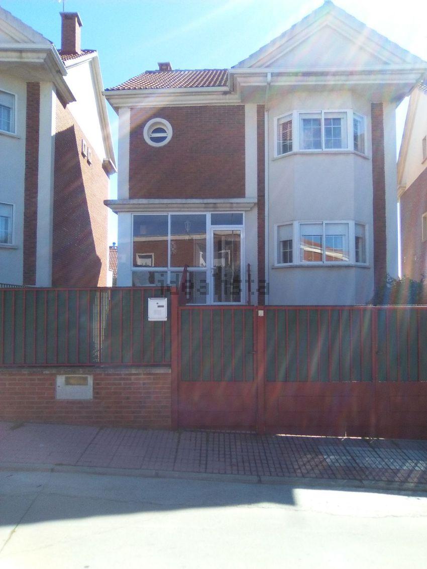 Casa o chalet independiente en calle Juan de Herrera, s n, Cabrerizos