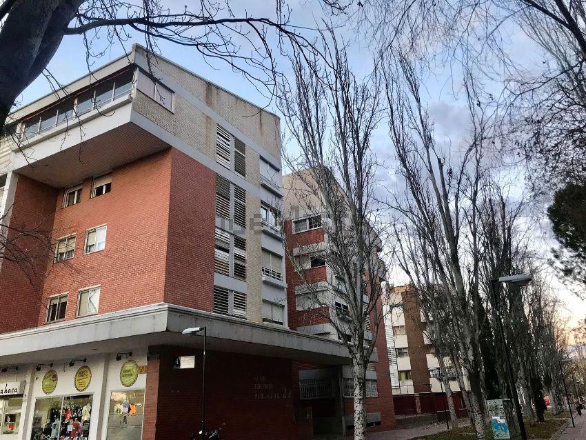 Piso en calle de Violeta Parra, Salvador Allende-Parque Goya-Zorongo, Zaragoza